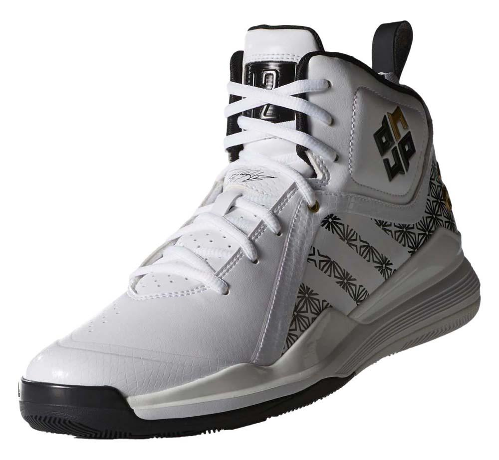 adidas D Howard 5 Mens Basketball Trainers//Shoes