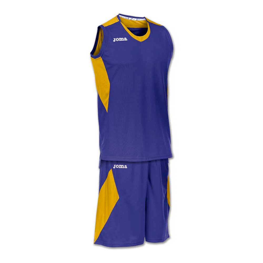 Joma Set Space Dorado Sleeveless