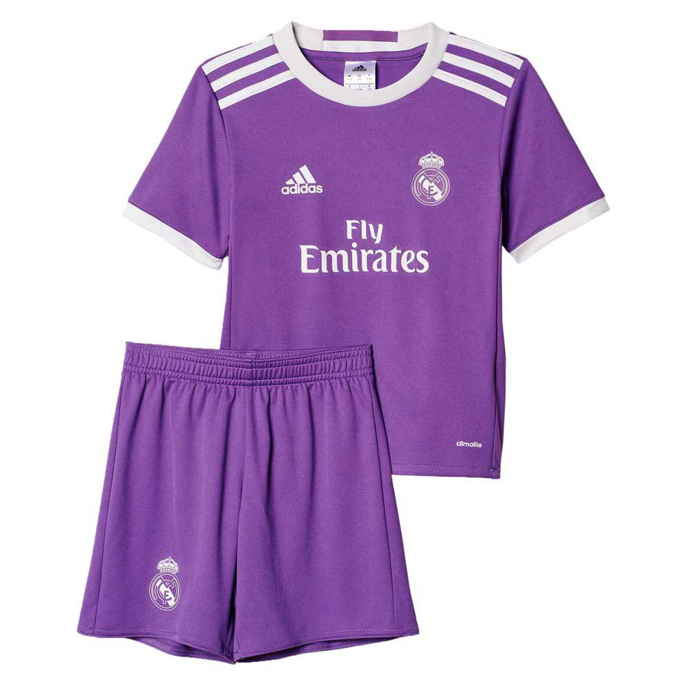 adidas Real Madrid Away Mini