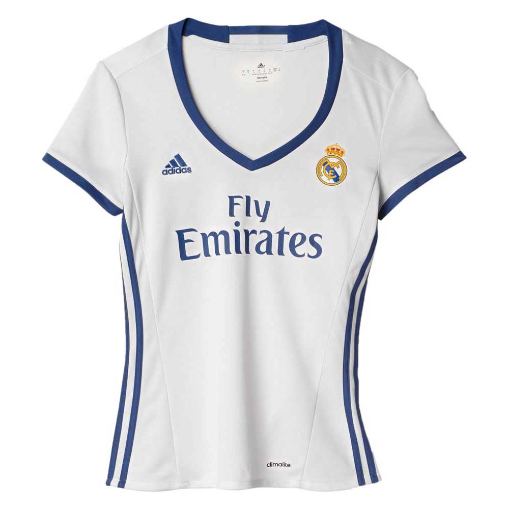adidas Real Madrid Home Jersey Woman