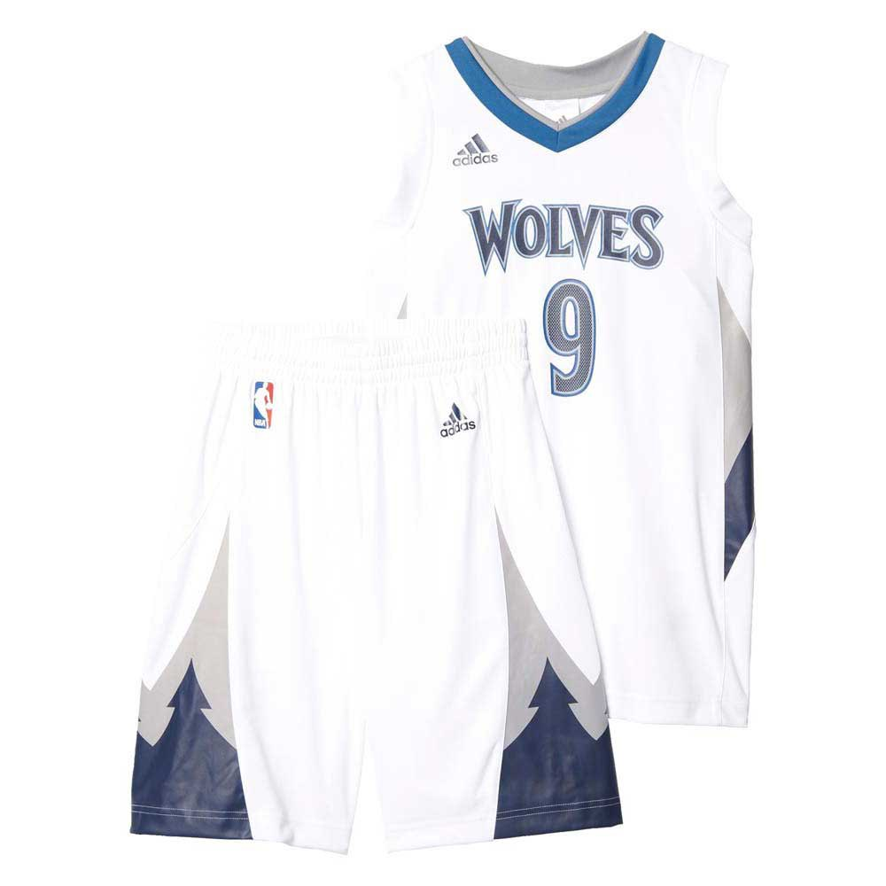 adidas Ricky Rubio Jersey And Short Junior