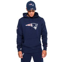 New era New England Patriots Pullover Team Logo Hoodie