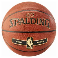 Spalding NBA Gold Indoor/Outdoor